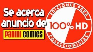 Panini Comics tendrá anuncio importante | Resumen de noticias semanal