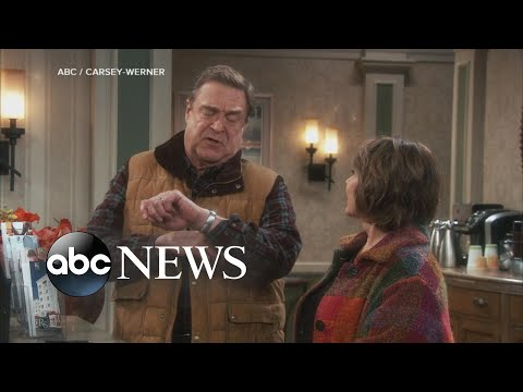 Roseanne, Dan hit the road in new 'Roseanne' episode
