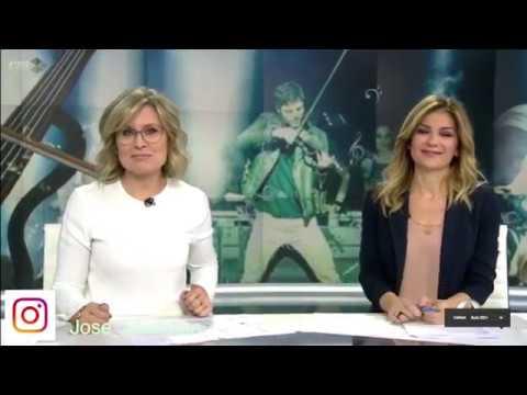 Antena 3 noticias Jose Asunción