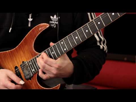 'Hos Down' By Jason Richardson - How To Play My Guest Solo