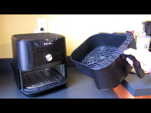 instant-vortex-air-fryer- -the-good,-the-bad- -6-quart- -review- -instant-pot-brand