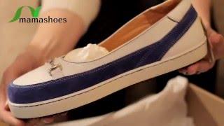 Обзор Mamashoes Амелия Скай: лёгкие туфли для беременных и молодых мам