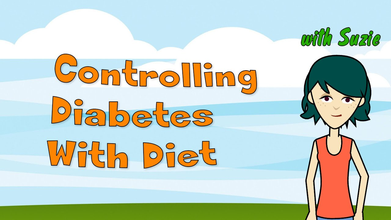 Controlling Diabetes With Diet Menu Planning With The Food