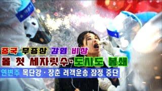 연변조선족자치주, 목단강·장춘 여객운송 잠정 중단...…