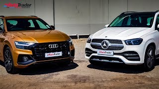 Review: Audi Q8 55 TFSI vs Mercedes-Benz GLE 450 4MATIC