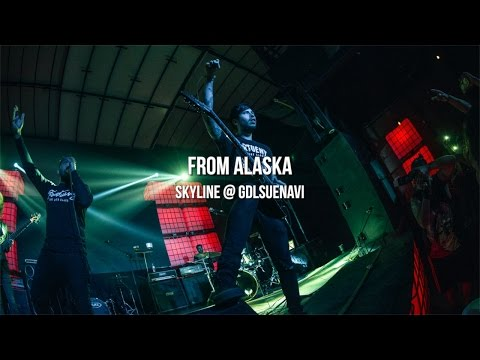 "From Alaska ""Skyline"" @ GDLsuenaVI, C3 Stage, Guadalajara, 05/02/2016"