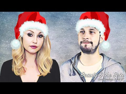 #82 | Christmas Special w Roaming Mil, Holiday Cheer/Cringe, Rosie's Meltdown | Beauty & the Beta