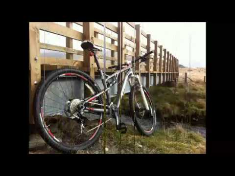Mid Wales Mountain Bike Promotional Video