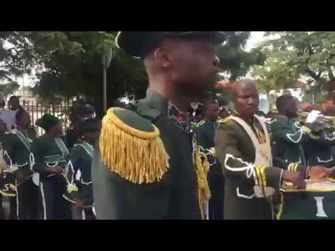 MARCHE YA BA KIMBANGUISTES NA LUANDA 2018 CENTENAIRE