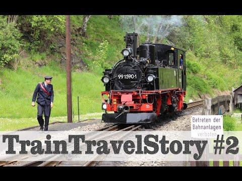 Train Travel Story #2 Germany & Czech Republic