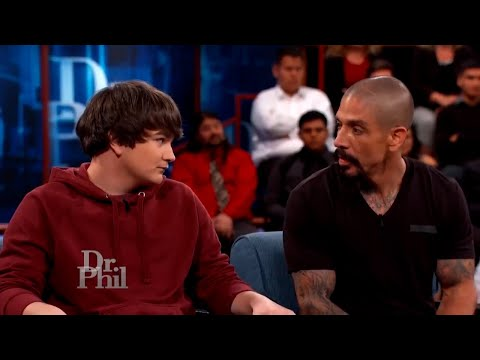 Former Gang Member Gives 15-Year-Old Wannabe Gangster A Reality Check