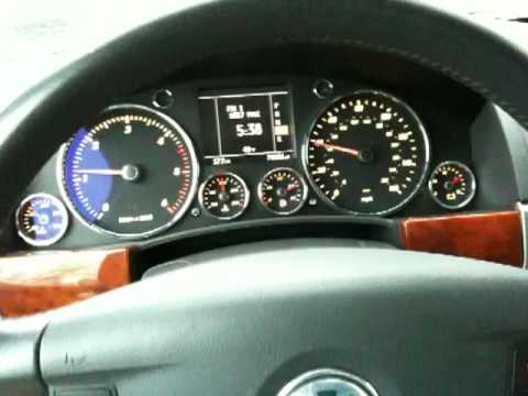 2004 vw touareg v10 tdi driving youtube. Black Bedroom Furniture Sets. Home Design Ideas