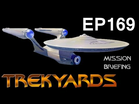 Trekyards EP169 - Enterprise 1701-A (Concept) (Star Trek Beyond)