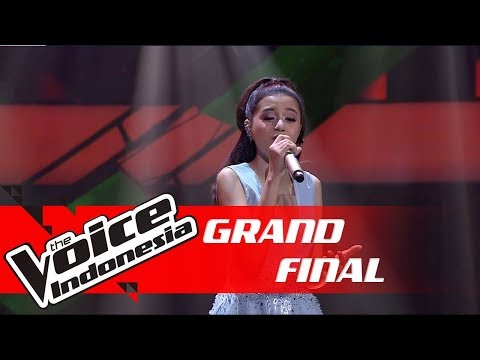 Virza - Kasmaran (JAZ) | GRAND FINAL | The Voice Indonesia GTV 2018