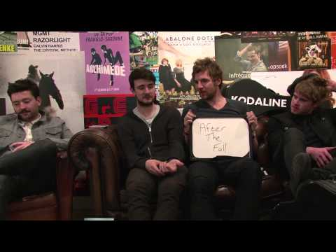 Kodaline - After The Fall (Track By Track)