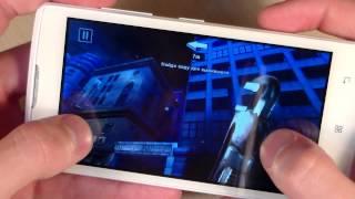 Игры на Lenovo A2010 (RealRacing3, DeadTrigger2, Asphalt8)