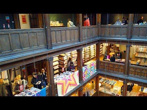 LIBERTY LONDON Store Tour - Inside Regent Street Department Store