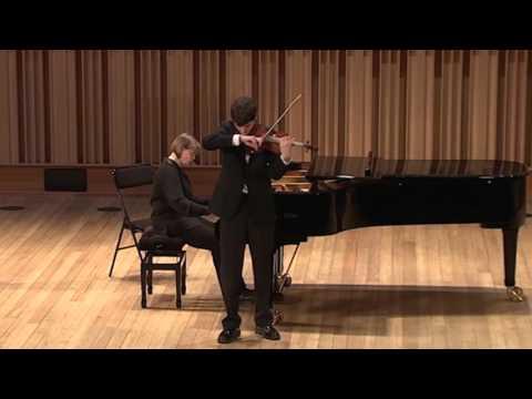 Joshua Brown - Waxman Carmen Fantasy