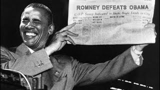 How Romney Actually Defeated Obama In 2008- President Infinity