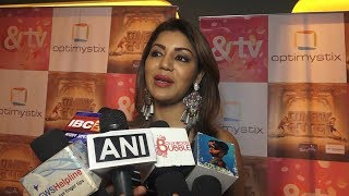 Debina Bonnerjee AT Red Carpet Of Comedy Dangal  New Show Screeing