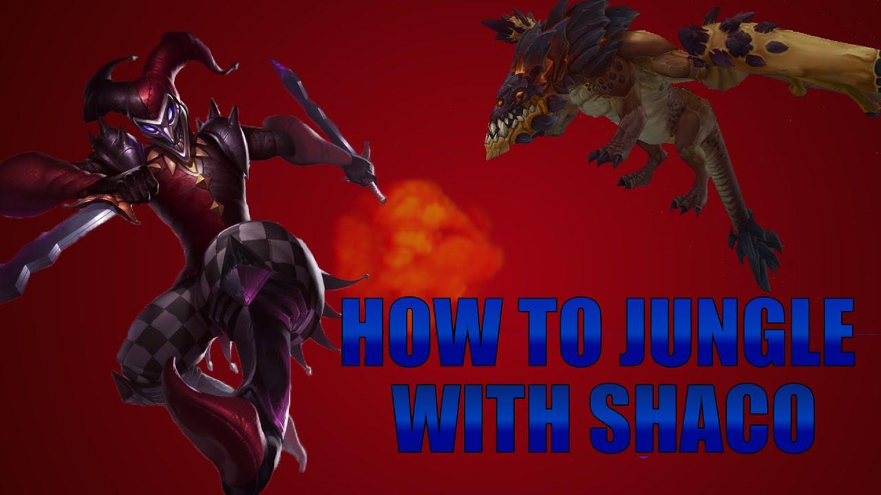 Shaco Build S7: How To Shaco Jungle Season 6