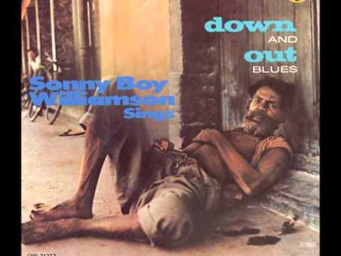 Sonny Boy Williamson II (Rice Miller) - I Ain´t Beggin´ Nobody