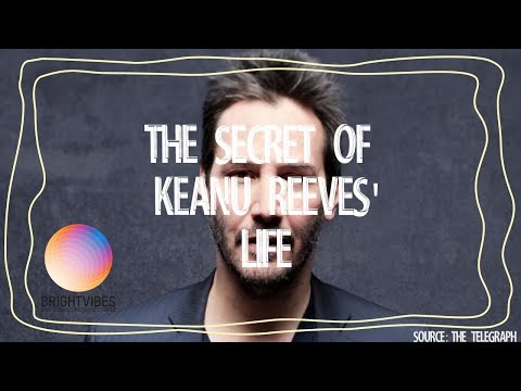 Keanu Reeves and His Motivational Story