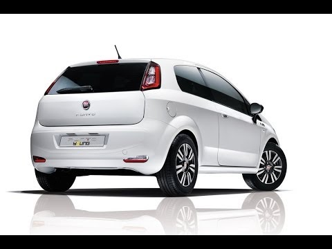 2015 Fiat Punto Young Special Edition
