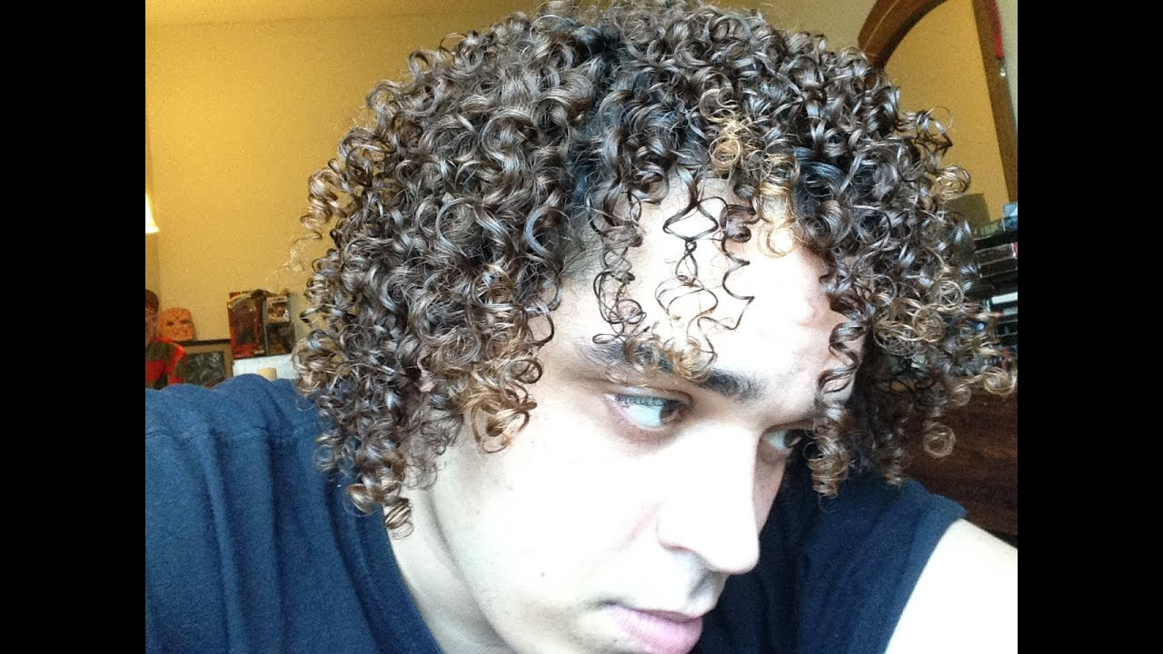 Curly Hair Tips For Men And Women Youtube