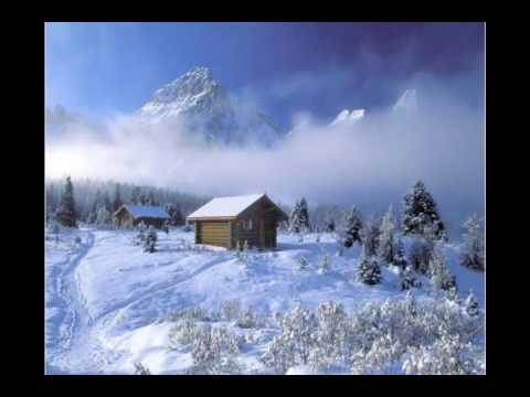 Tombe la neige.