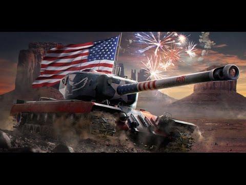 Прохоровка. Американский тяжёлый танк Т 34. Американская поддержка. (__CF_)