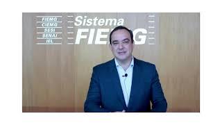 Presidente da FIEMG fala sobre vacinação contra Covid para industriários em Minas Gerais