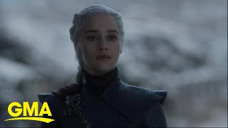 Fans react to 'Game of Thrones' series finale l GMA