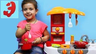 видео кухня детская