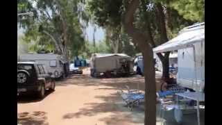 Bekas camping