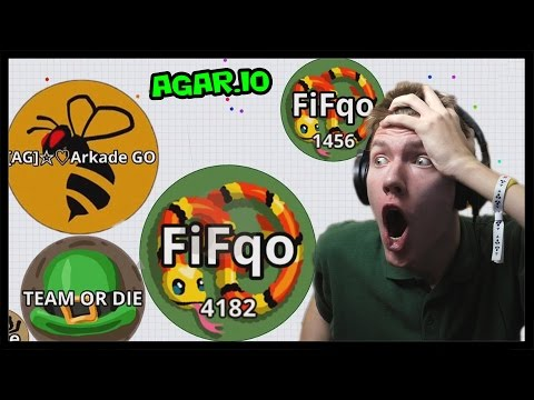 Zničil Som Tím! | Iphone Agar.io #14 | Sk Let's Play | Facecam | Hd 60fps |  Fifqo 02/04/2016