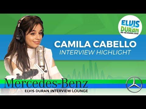 "Camila Cabello Reacts to ""Havana"" Rubber Chicken | Elvis Duran Interview Highlight"