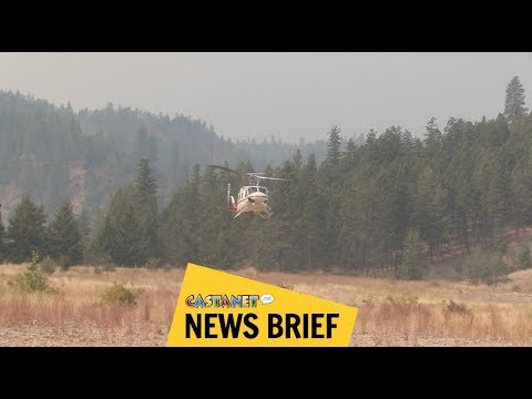 Wildfire now 1,000 hectares
