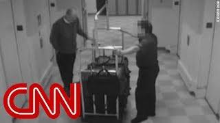 Eerie video shows Las Vegas killer before shooting