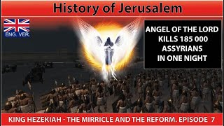 Angel of God kills 185 000 Assyrians? What happend to the huge army?