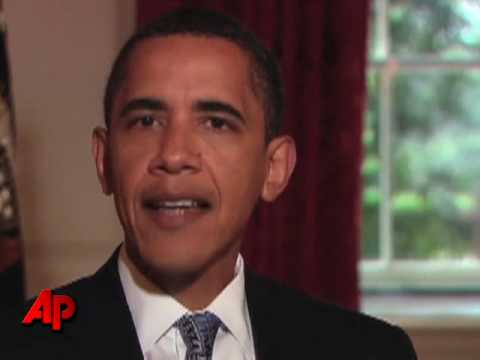 Obama: Stimulus Package Is Working