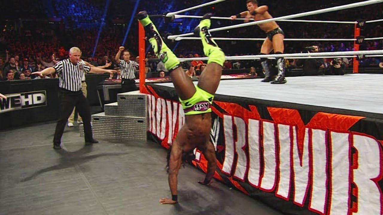 Download Kofi Kingston's miraculous Royal Rumble Match saves