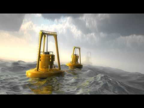 Ocean Energy Power Buoy