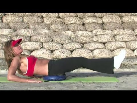 Balancing Disc Exercises: Personal Fitness & Health