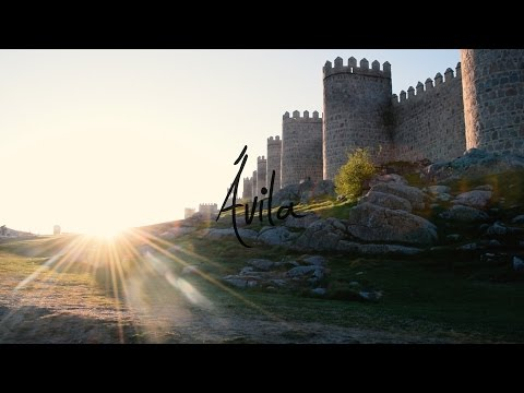 Ávila, Spain - 1 day visit - travel channel