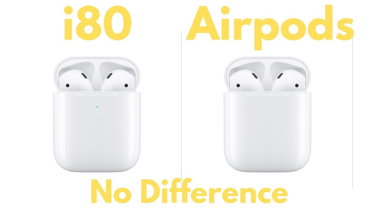 i80 TWS Review | The Airpod Killer | Best Chinese Products