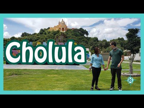 Cholula ¿Qué hacer? ¿Sabías que hay una pirámide escondida aquí?