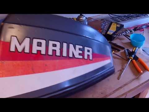mariner 8hp water pump