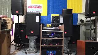 Dàn Karaoke Giá 15tr800 Đánh Cực Mạnh LH 0937381978