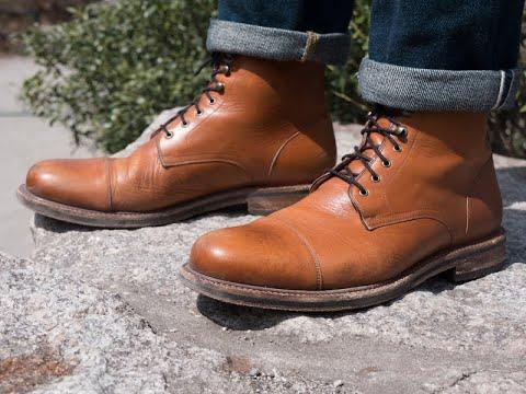 Review: Beckett Simonon's Super Inexpensive Dowler Cap-Toe Boot